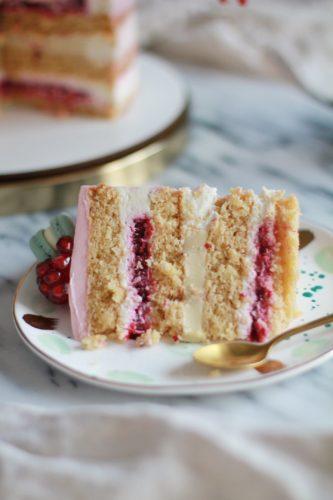 Кедровый тортик